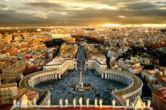 PLAZA DE SAN PEDRO (Roma)