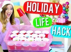The Best DIY Holiday Hacks