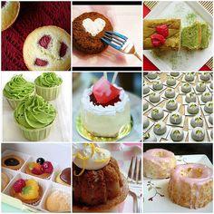 One bite Desserts