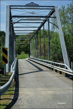 Iron Bridge in Kirtland, circa 1881