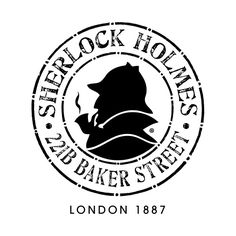 Check out this awesome 'Sherlock+Holmes+Stamp' design on @TeePublic!