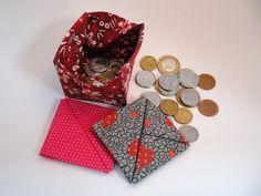 Origami em tecido de Thais Kato
