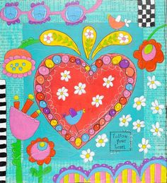 follow your heart - Tammy Gilley