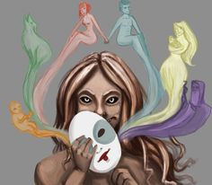 6 Archetypes to Help Us Get in Touch With Our Shadow Selves