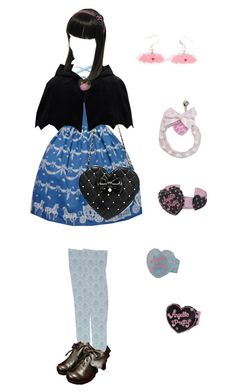 """""""Swoobat"""" by miloceane ❤ liked on Polyvore featuring Gertrude"""