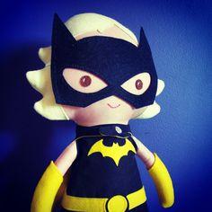 Bat Girl by Bunny&Smoosh!