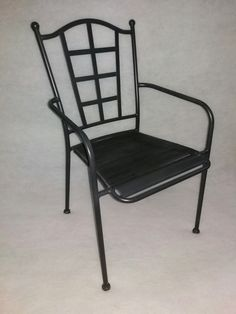 καθισμα μεταλλικο