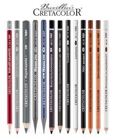 Cretacolor-Pencils-Product-Range Pastel Pencils, Watercolor Pencils, Colored Pencils, Derwent Pencils, Graphite Art, Wooden Pencils, Koh I Noor, Artist Pencils