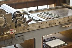 Asbern flatbed proof press8