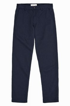 Universal Works Aston Pant Twill Navy : SUNSETSTAR Edwin Jeans, Universal Works, Red Wing Shoes, Japanese Denim, Workout Accessories, Vintage Inspired Dresses, Summer Collection, Dress Making, Blue Jeans