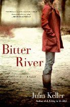 Bitter River (Bell Elkins Novels) By Julia Keller - When tragedy hits Acker's Gap, no one escapes its effects.    In Acker's Gap, West Virginia, a high-school student - sixteen, full of promise, and pregnant - is found murdered in a car at the bottom of the Bitter River. Her death devastates the community, but one among them must be responsible. Bell Elkins, Raythune County's prosecuting attorney, is determined to bring the killer to justice.