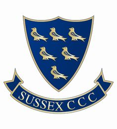 Sussex take the County Championship Division Two title after Glamorgan fail to beat Surrey at The Oval. Cricket New, Paul Parker, John Snow, Raffle Prizes, Team Mascots, Great Logos, Porsche Logo, My Childhood, Division
