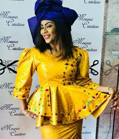 mode senegal Latest African Fashion Dresses, African Dresses For Women, African Men Fashion, African Print Dresses, African Attire, African Wear, African Beauty, Senegalese Styles, Vetement Fashion