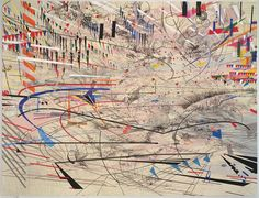 Can Social Abstraction Succeed? [ft. #JulieMehretu] https://t.co/5WA5pxjDH2 https://t.co/PBT3w4hHjc