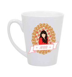 New Girl Jess Mug | 24 TV Show Coffee Mugs That Are Perfect For Both Your Coffee And TV Addiction