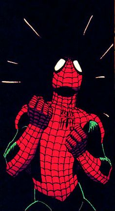 Spider-Man by John Romita Jr