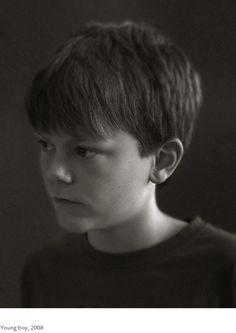 Kristoffer Albrecht,  Young Boy, 2008