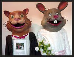 Tres veces Miranfú : Ratita, ratita