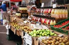 Marylebone Farmers Market has over 35 stalls selling everything from Organic cold pressed cider to home-made breads, pastries and preserves.