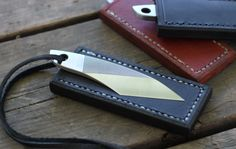 The kiridashi can be thought of as a stripped down pocket knife. Its a traditional Japanese design that is compact and rugged. Dashis have a variety of uses such as: carving, cutting cord, opening boxes, light prying, gardening, removing splinters, etc. Basically its the ultimate utility knife with style. Simple and highly functional. They measure roughly 4 from tip to tail. These kiridashis are recycled from old files, which are known to knife makers to contain some of the best steel in the…