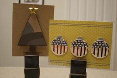Examples of Cards to Make