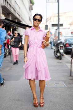 Love this fabric Spring Street Style, Spring Summer Fashion, Spring Outfits, Belted Dress, Dress Skirt, Shirt Dress, Work Fashion, Women's Fashion, Everyday Dresses