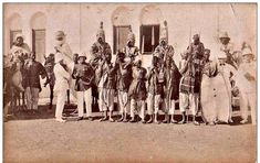 Ethnographic Arms & Armour - Some period photos of African 'knights' Native American Images, Native American Indians, Ethiopian Beauty, African Royalty, Black History Facts, African Tribes, Zulu, African History, Photographs