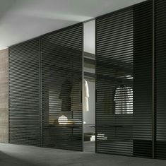 Discover the ultimate collection of Rimadesio systems, doors, and more at Haute Living; the premier Rimadesio furniture dealer in Chicago, NYC, and beyond. Sliding Door Design, Room Door Design, House Design, Sliding Panels, Sliding Wall, Door Panels, Bedroom Doors, Closet Bedroom, Master Bedroom