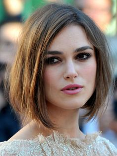 Keira Knightley at the 2011 premiere of 'A Dangerous Method'.