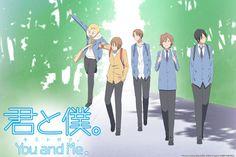 Kimi to Boku  Chizuru, Yuki, Yuta, Shun and Kaname!!awesome anime<3