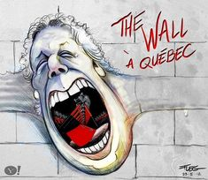 Cartoon draws link between Pink Floyd and Quebec student protests   Daily Buzz - Yahoo! News Canada