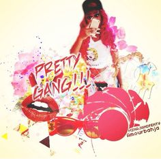 Most popular tags for this image include: bahja rodriguez, beauty, omg girlz and everything zonnique