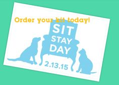 Shweiki is excited to announce that they will once again be sponsoring Emancipet's Sit Stay Day by printing the materials for the fundraiser. http://www.shweiki.com/blog/2015/01/shweiki-sponsor-fifth-annual-emancipet-sit-stay-day/ #emancipet #SitStayDay #sponsorship #printing