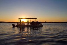 River Cruise at Royal Chundu Victoria Falls, Bird Watching, Rafting, Canoe, Cruise, Southern, Africa, Boat, River