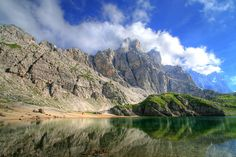 世界遺産 ドロミーティ (イタリア)