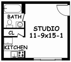 Apartment, Studio Small Apartment Layout: Creative Studio Apartment Layout  Design Ideas