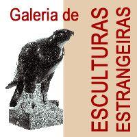 Galeria de Esculturas Estrangeiras - exposição de longa duração - Museu Nacional de Belas Artes (MNBA) -  Avenida Rio Branco, 199 -  Centro -  (21) 2240-0068