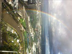 Rainbow - 6th March 2012 Melbourne Weather, Niagara Falls, March, Rainbow, Nature, Travel, Voyage, Rainbows, Rain Bow