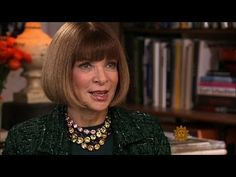 Anna Wintour Q&A at the Oxford Union - YouTube