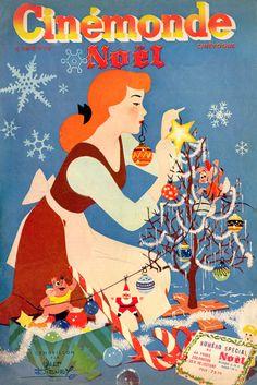 Disney christmas poster