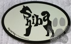 Euro Style Shiba Inu Dog Breed Magnet http://doggystylegifts.com/collections/euro-style-breed-magnets/products/euro-style-shiba-inu-dog-breed-magnet