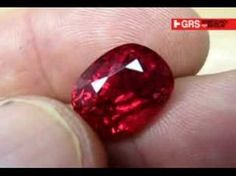 World record unheated rubies over of excellent transparency, brilliancy and vibrant red colors found in Winza (-Dodoma) Tanzania (GRS Gemresearch Swiss. Tanzania, Documentaries, Heart Ring, Color, Heart Rings, Colour, Colors