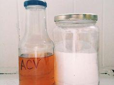 Aprenda a fazer shampoo natural caseiro usando bicarbonato de sódio | faça você mesmo, beleza, sustentabilidade.