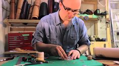 Hand and Sew Leather Goods