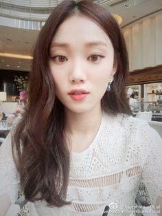 Find images and videos about girl, fashion and hair on We Heart It - the app to get lost in what you love. Korean Actresses, Korean Actors, Korean Beauty, Asian Beauty, Korean Girl, Asian Girl, Yg Entertainment, Lee Sung Kyung, Weightlifting Fairy Kim Bok Joo