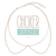 Nossas chokers! <3 #choker #gargantilha #chokers #trend #tendencia…