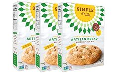 Simple Mills Artisan Bread Mix (Pack of 3), 9.5 Ounce Boxes *** Visit the image link more details.