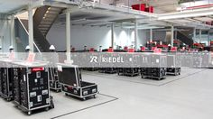 #RIEDEL wallpaper (Hall J) #RiedelCommunications