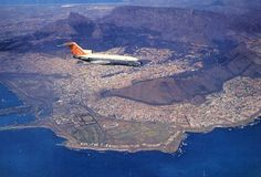 Hms Ark Royal, South African Air Force, Third World Countries, Boeing 727, Welcome Aboard, Table Mountain, Air Show, African History, Cape Town