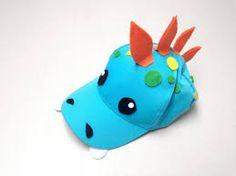 Image result for dinosaur hat